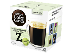 Nescafe Dolce Gusto Zoegas Mellanrost (Зоегас Мелланрост)