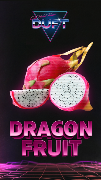 Duft 25 гр - Dragon Fruit (с ароматом питахайи)