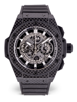 Hublot King Power Unico All Carbon