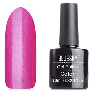 Гель-лак Shellac Bluesky №80578/90515 Sultry Sunset, 10мл.
