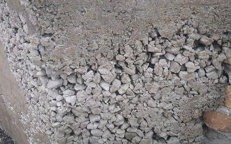 Непровибрированный бетон дефекты стоимость бетон м350