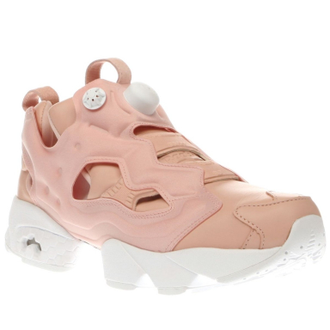 Reebok Insta Pump Fury oRANGE (37-40) Арт. 134FA