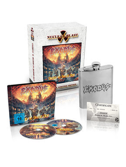 Exodus - Blood In Blood Out BOX SET