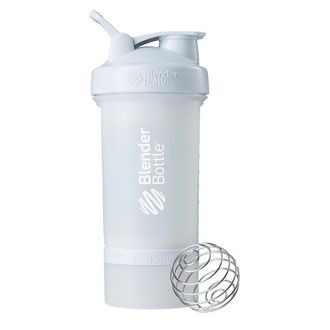 Шейкер Blender Bottle ProStack White (Белый) 650 мл