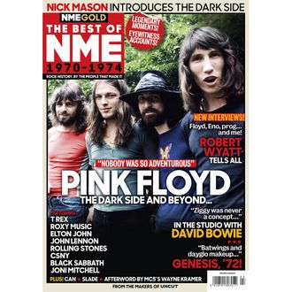 The Best Of NME 1970-1974 From The Makers Of Uncut Pink Floyd Cover, Зарубежные музыкальные журнал