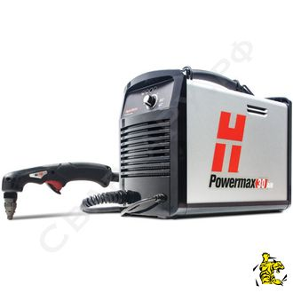 Установка плазменной резки Hypertherm Powermax30 AIR (120-240В,30А,ПН35%,max16мм,5.5кВт,13.5кг)