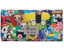 Кошелек Ju Ju be Be Rich Tokidoki Sushi Cars