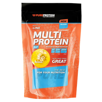 PureProtein Multicomponent Protein, 1000 г.