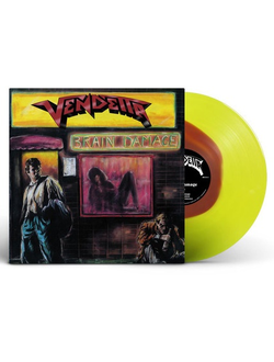Vendetta - Brain Damage LP
