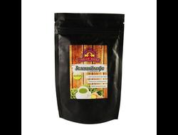 Кофе зеленый молотый с имбирем Indian Bazar, 100 гр