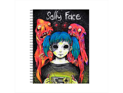 Tетрадь Sally face №3