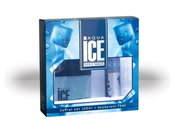 Ice Aqua gift set for men