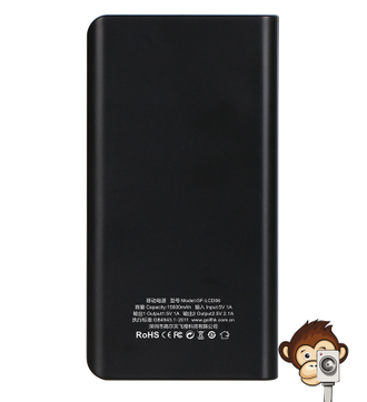Power Bank GF-LCD06 Golf 15600 mAh-4