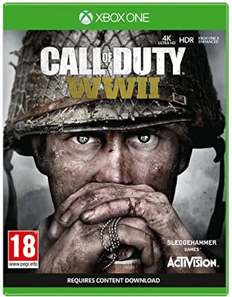 Игра для Xbox One  Call of Duty: WWII