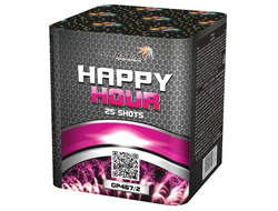 Батарея салютов HAPPY HOUR GP467/2 MAXSEM | Neva-Salut.com