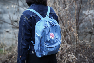 Рюкзак Fjallraven Kanken Air Blue (508)