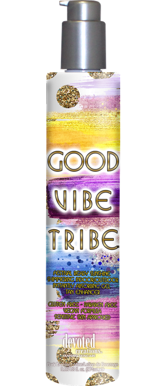 Крем для солярия Good Vibe Tribe™ Devoted Creations
