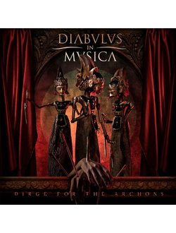 Diabulus In Musica - Dirge For The Archons CD Digi