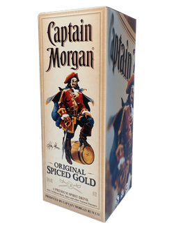 РОМ КАПИТАН МОРГАН ГОЛД / CAPTAIN MORGAN GOLD, 35%, 2Л