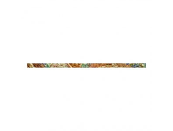 MARVEL BEIGE GLASS BORDER 600Х20 (1-Й СОРТ)