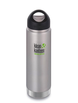 Термобутылка Klean Kanteen VACUUM INSULATED 592 мл (20oz) Brushed Stainless