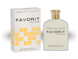 Favorit perfumes for men - Delta Parfum