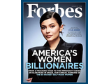 FORBES Magazine 31 August 2018 Kylie Jenner Cover Иностранные журналы о бизнесе и политике, Intpress