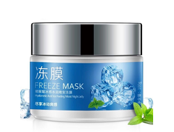 Маска для лица с экстрактом мяты Bioaqua Freeze Mask, BQY6880