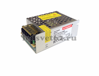 Блок питания 24v IP20 36w Arlight APS-35-24BM