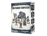 Warhammer 40000: Start Collecting! Militarum Tempestus
