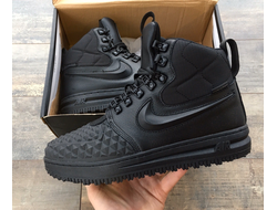 Кроссовки Nike Duckboot All Black