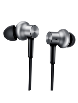 Наушники Mi in-Ear Headphones Pro HD silver
