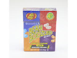 Jelly Belly bean boozled, пачка 45 грамм!
