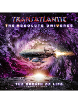Transatlantic - The Absolute Universe - The Breath Of Life (Abridged Version) CD