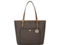 Сумка MICHAEL KORS Jet Set Travel Large (Коричневая)