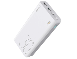 Аккумулятор Romoss Sense 8 Plus, 30000 mAh White