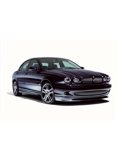 Обвес Jaguar X-Type