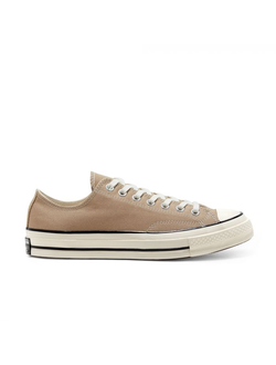 Кеды Converse Chuck 70 Vintage Canvas Low Top бежевые