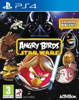 Купить PS4 Angry Birds Star Wars (б/у)