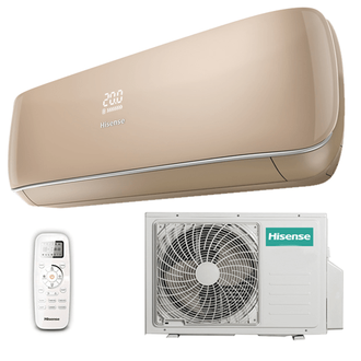 Настенная сплит-система HISENSE AS-13UR4SVPSC5G(C)/AS-13UR4SVPSC5W(C) (Серия PREMIUM SLIM DESIGN SUPER DC INVERTER)