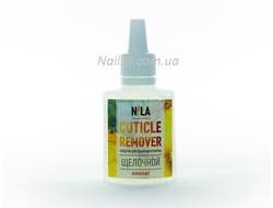 Nila Cuticle Remover Ананас 30 мл