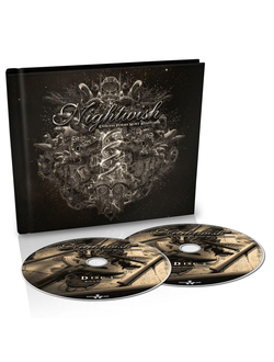 Nightwish Endless Forms Most Beautiful 2-CD Digi