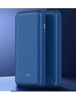 Внешний аккумулятор Xiaomi Power Bank ZMI QB823 No.10 Mobile Power Pro 20000 mAh 65W
