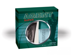 Agent Super gift set for men