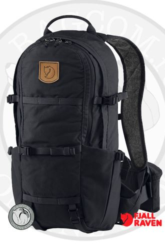 Fjallraven Lappland Hike 15 Black в интернет магазине Bagcom