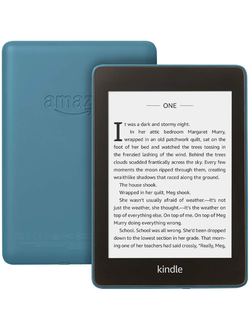 Электронная книга Amazon Kindle Paperwhite 2018 8Gb SO (синяя)