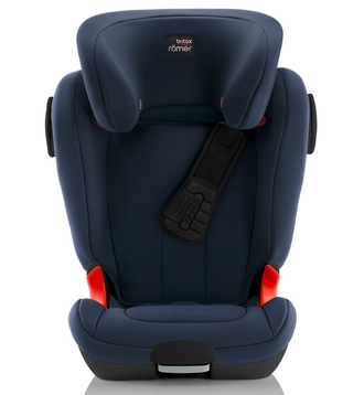 BRITAX ROEMER Kid Fix Xp Sict Black Series Moonlight Blue