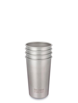 Набор стаканов Klean Kanteen Steel Pint 16oz (473 мл)