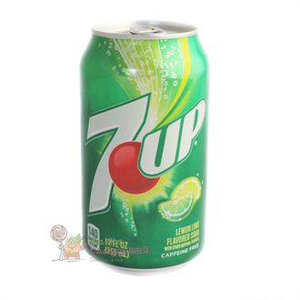 7UP Lemon & Lime, 355 мл