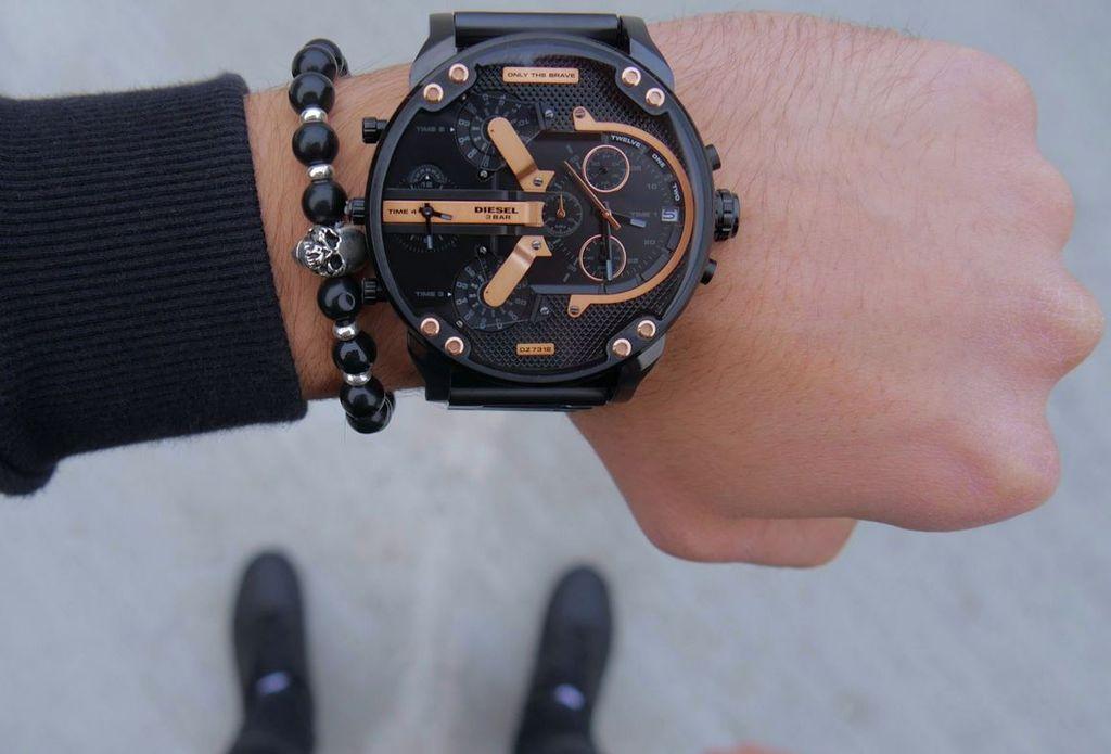 48dae5206e2c Мужские наручные часы Diesel DZ7312 купить в интернет-магазине ...
